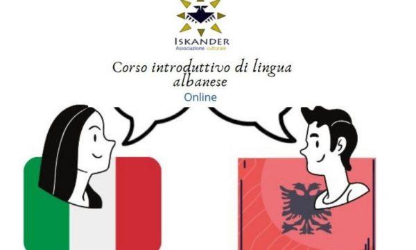 Corso di lingua albanese online. Il progetto di Iskander prende vita